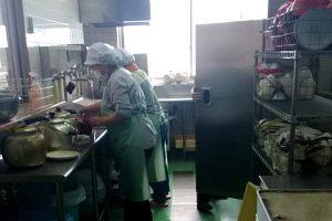 病院(食器洗浄、清掃等)